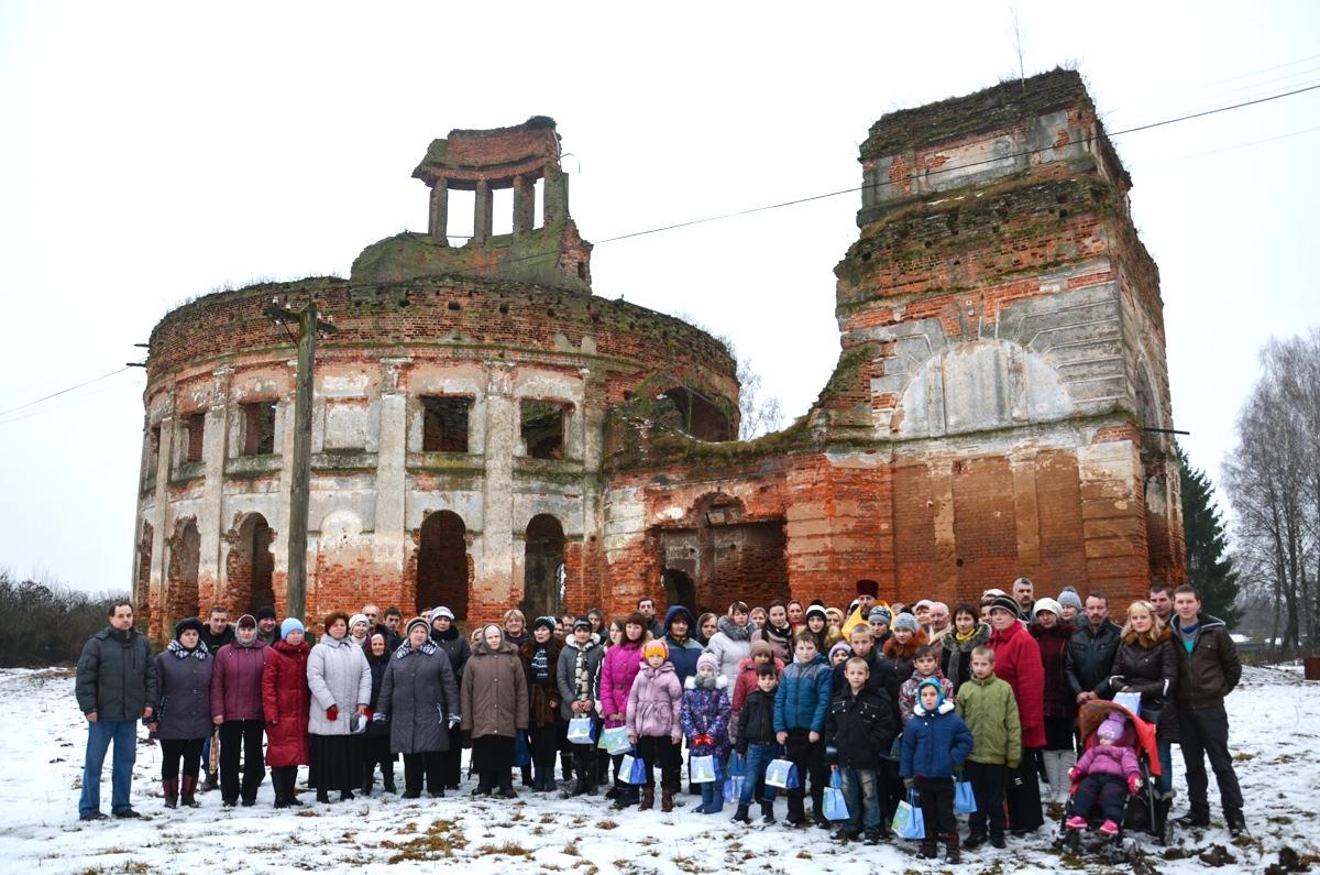 Храм Покрова Пресвятой Богородицы в Черепово. Приход